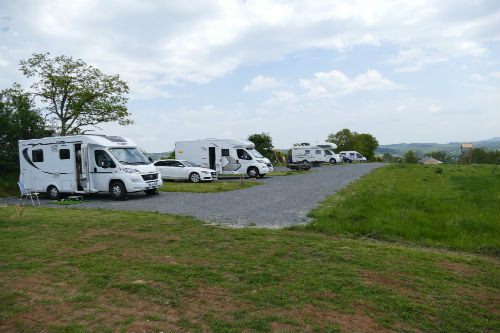Aire campings cars
